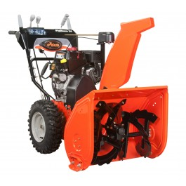 Ariens Platinum 24 Electric Start Model 921028 Two Stage Snow Blower