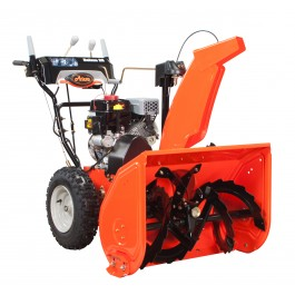 Ariens Deluxe 28 Electric Start Model 921030 Two Stage Snow Blower 2015
