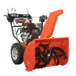 Ariens Deluxe 28+ Electric Start Model 921037 Two Stage Snow Blower 2015