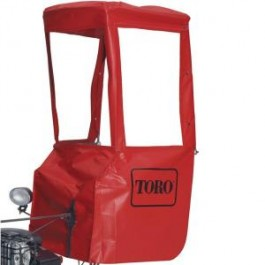 Toro Two Stage Snow Blower Cab Kit Fits all Power Max Models 107-3814