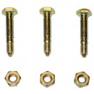 "Ariens 1/4"" Compact Snow Blower Shear Bolts 3-Pack 53200500"