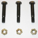 Ariens 5/16th Black Deluxe Snow Blower Shear Bolts 3-Pack 52100100