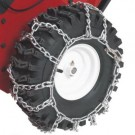 Toro Two Stage Snow Blower Tire Chains (2-Pack) Fits all Power Max Models 107-3813