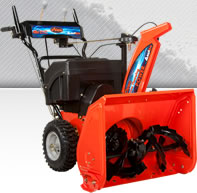 Ariens Electric Snow Blowers